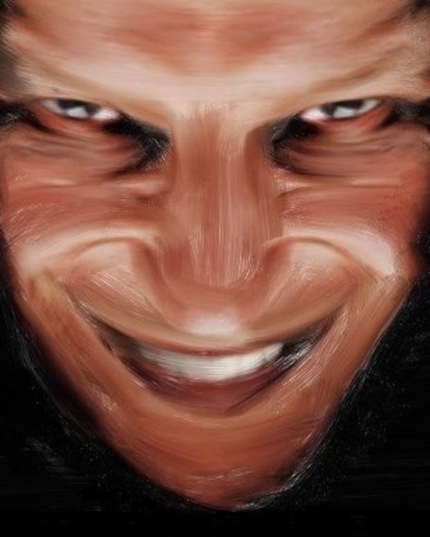 The Aphex Face: Visualizing The Sound Spectrum From '#2