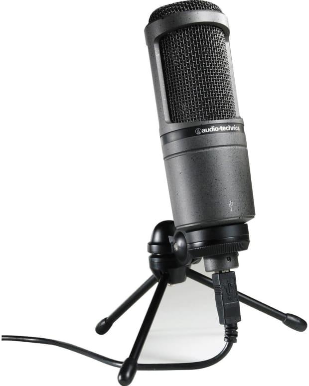 audio-technica mic