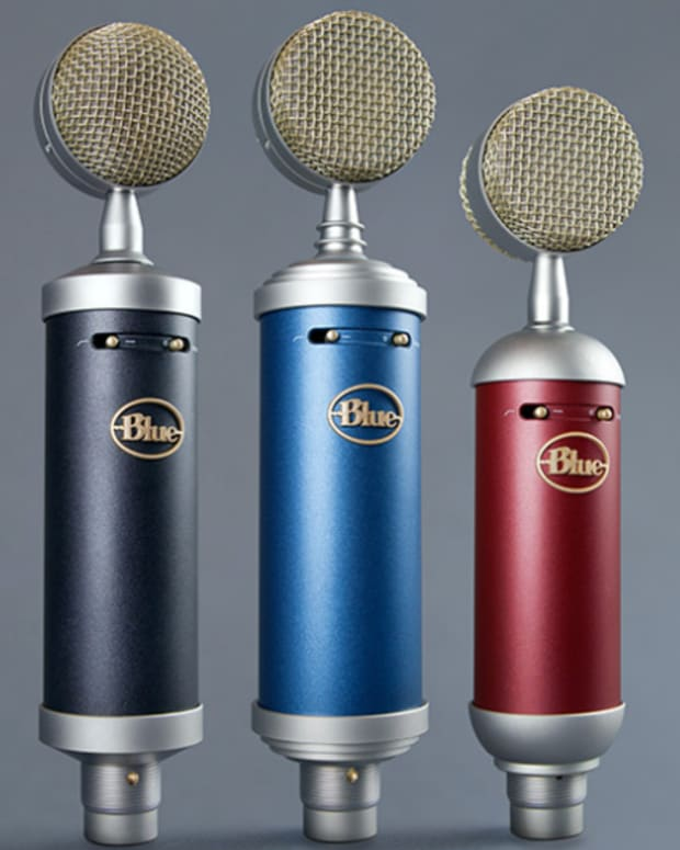 Blue Essential Series Mics