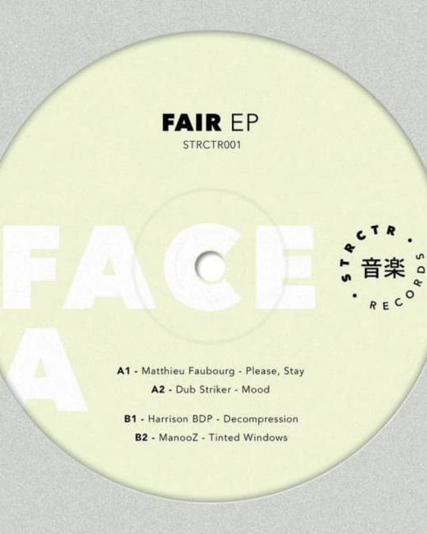 STRCTD Records Fair EP