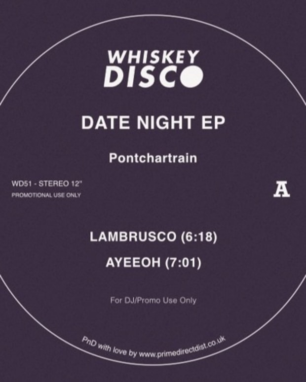 Pontchartrain's Date Night EP off of Whiskey Disco