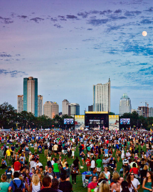 Austin Music Week