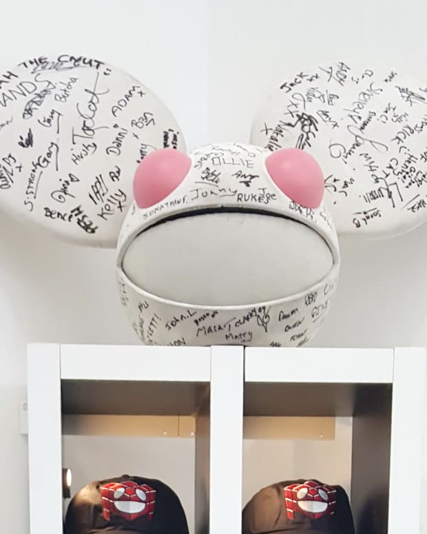 deadmau5 pop-up