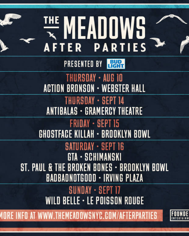 Meadows Festival After Parties 2017