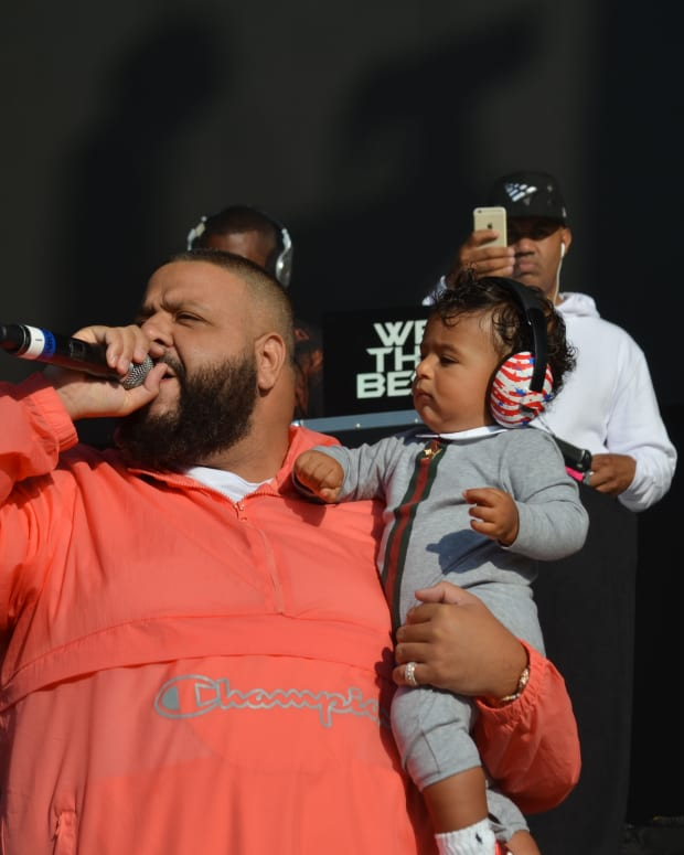 DJ Khaled Billboard Hot 100 Festival 2017
