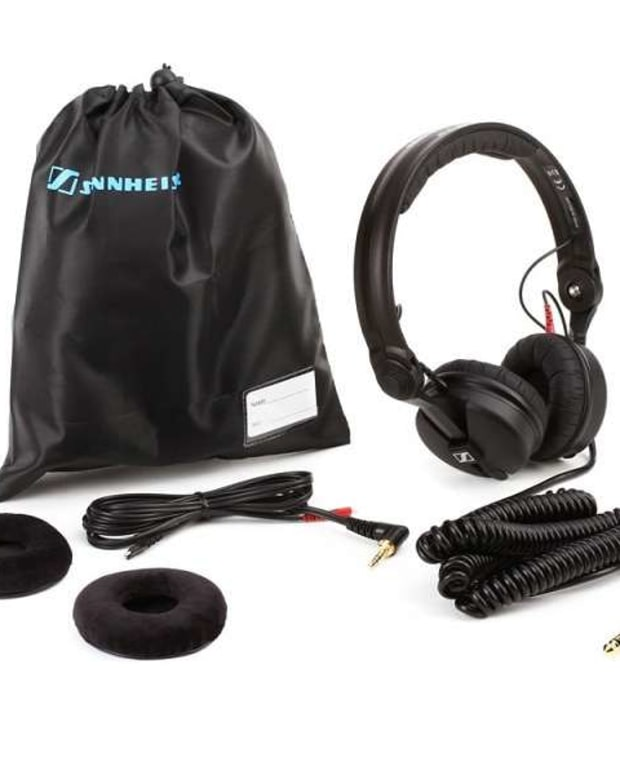 Sennheiser's HD-25 Plus