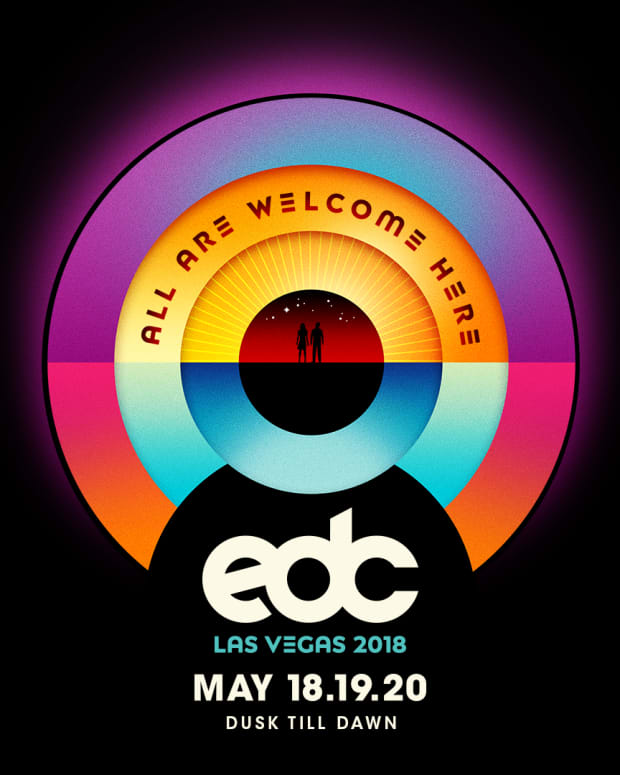 EDC Las Vegas 2018 Announcement