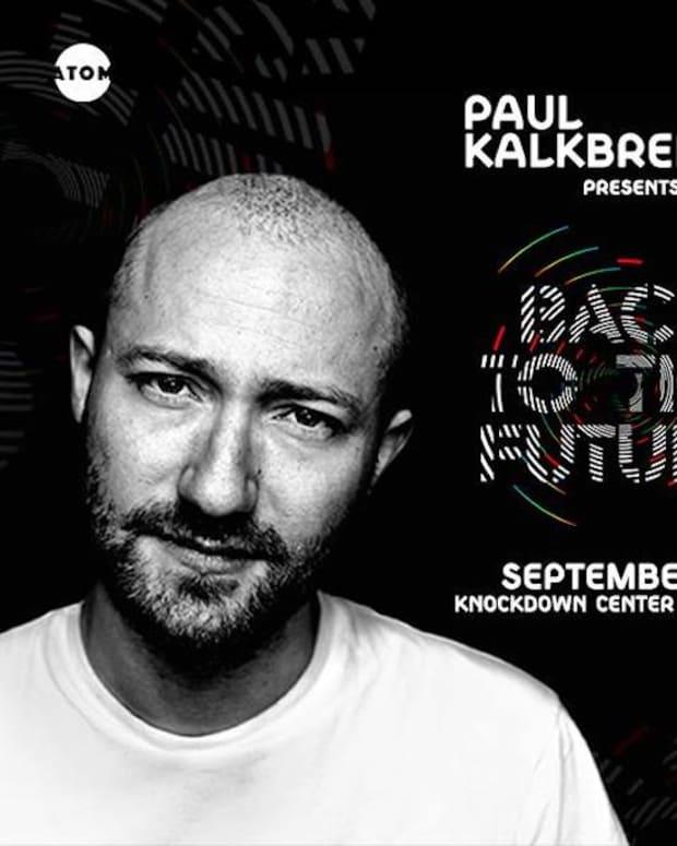 Paul Kalkbrenner Back To The Future New York