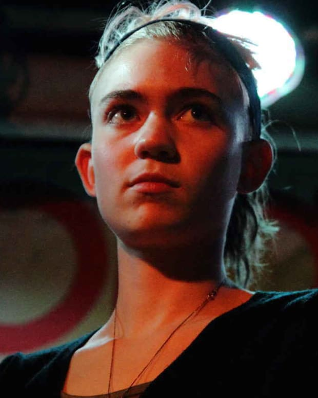 Grimes (photo by Phillip Nguyen)