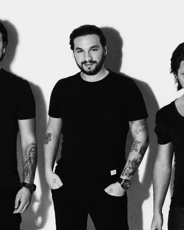 Swedish House Mafia (photo via Parlophone Music Sweden)