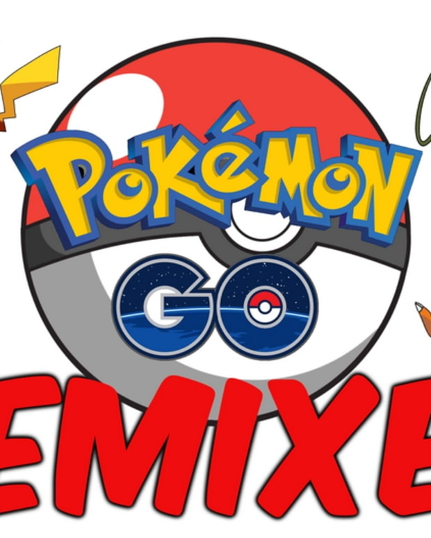 Pokemon Go Remixed Tracks