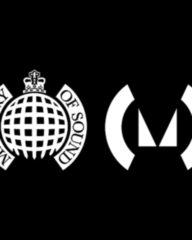 Sony Ministry of Sound Logo