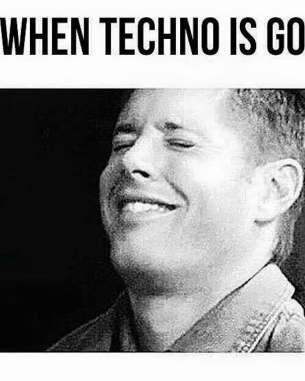 Techno Chart