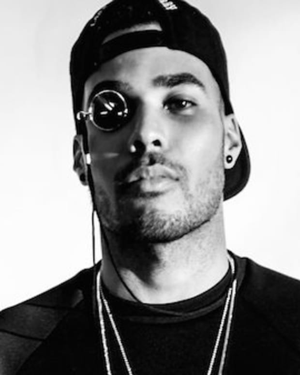 London DJ/producer Troyboi