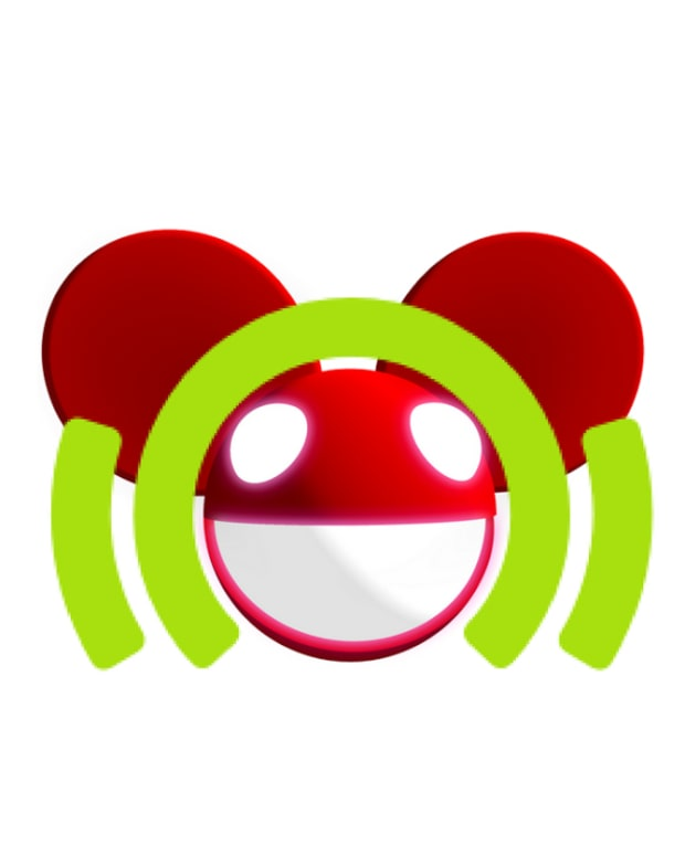 deadmau5 big room beatport logo