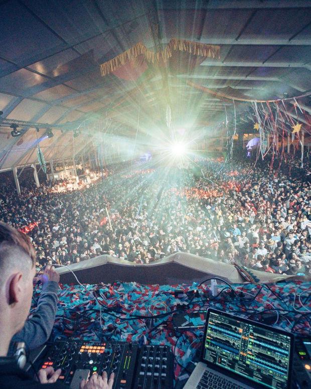 Joris Voorn River Sound Festival Zaragoza