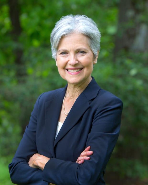 Jill Stein Headshot