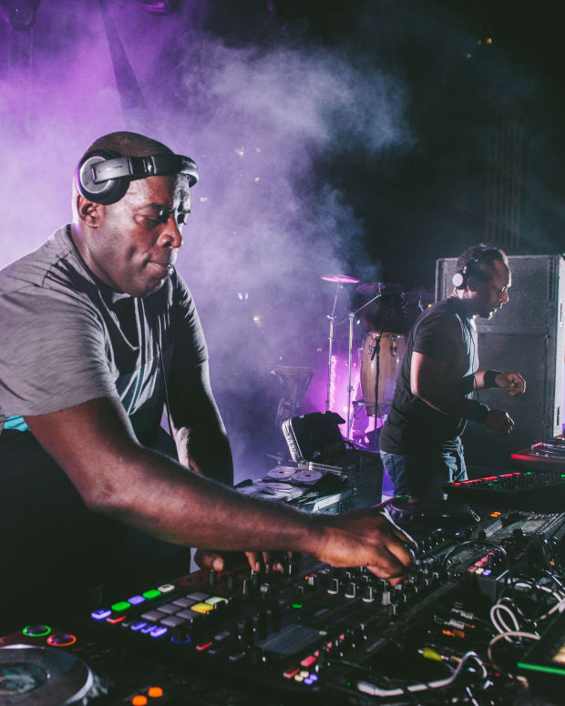 Kevin Saunderson & Derrick May Movement