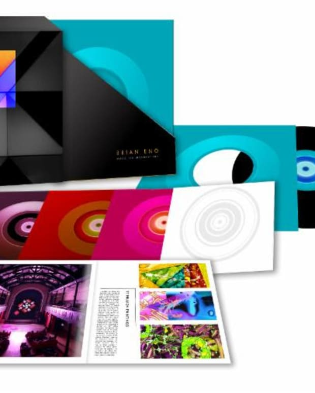 Brian Eno Music For Installations Vinyl Box Set