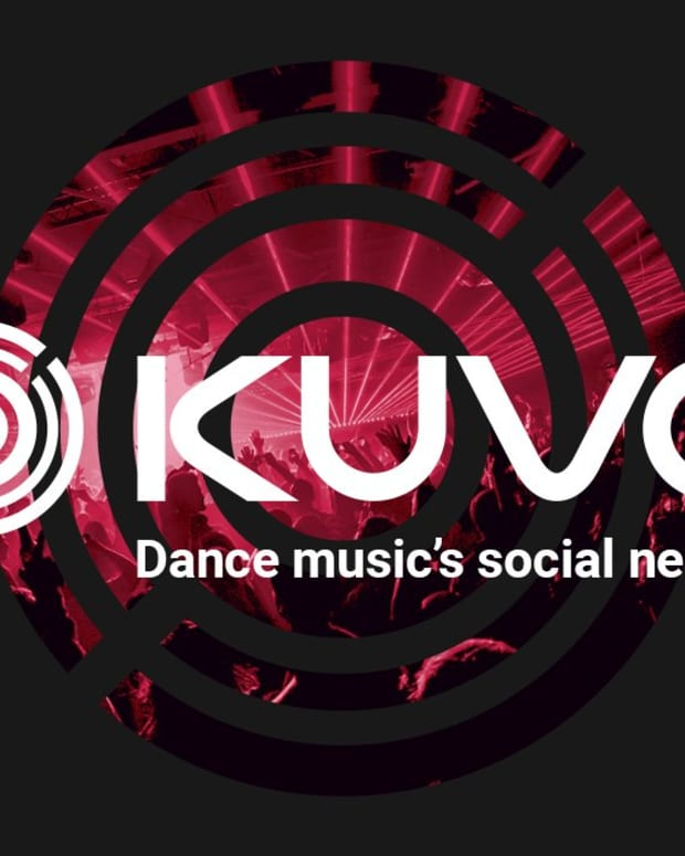 Pioneer DJ KUVO Social Network dance music's social network