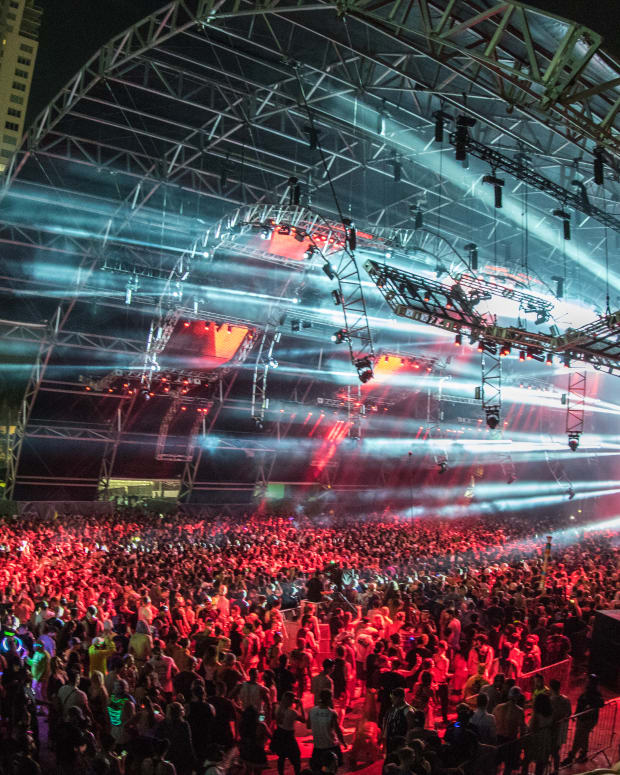 megastructure ultra music festival 2018