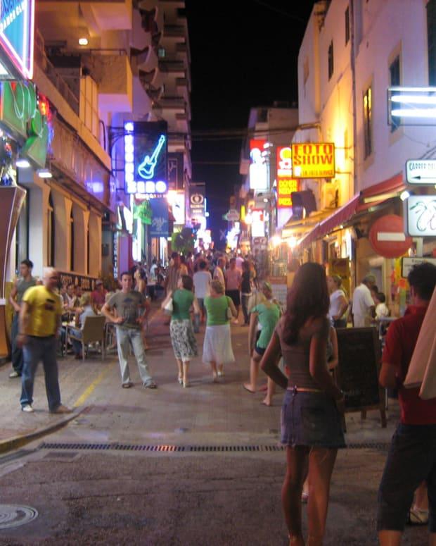 Ibiza West End