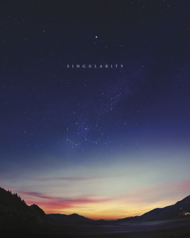 Jon Hopkins Singularity Cover Art