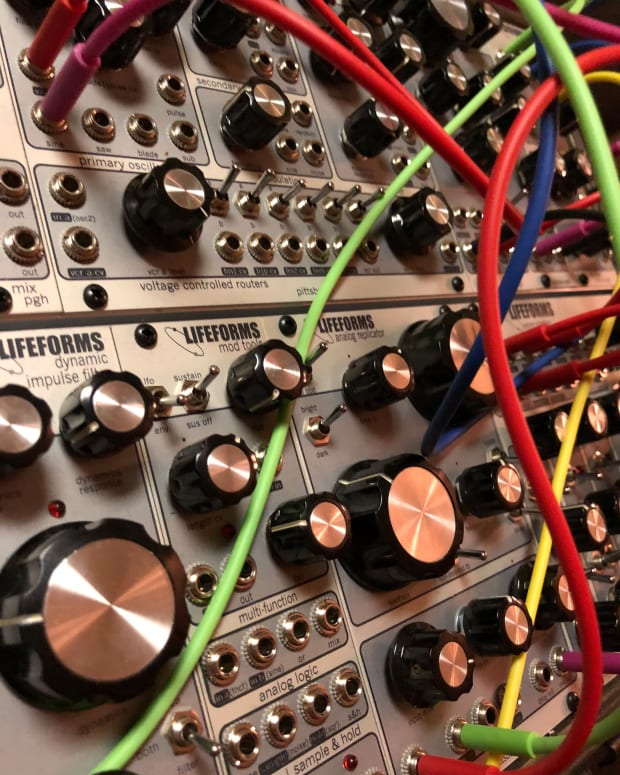 Pittsburgh Modular Lifeforms system 2