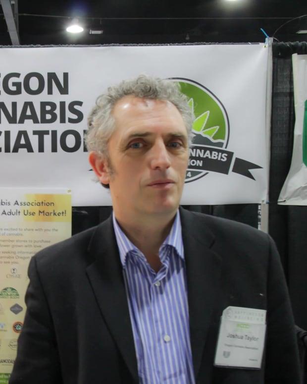 Cannabis Concierge's Josh Taylor