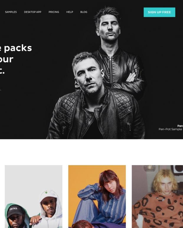 1-Homepage- Samples