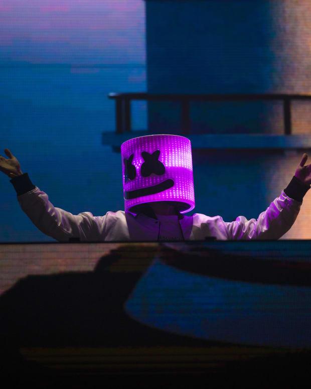 Shaky Beats Festival 2018 Marshmello