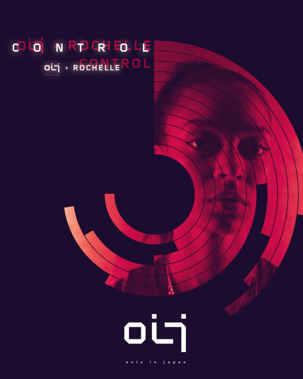 OIJ & Rochelle - Control Artwork