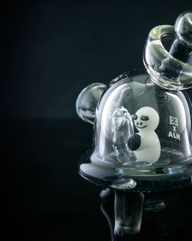 MJ Arsenal Bubbler