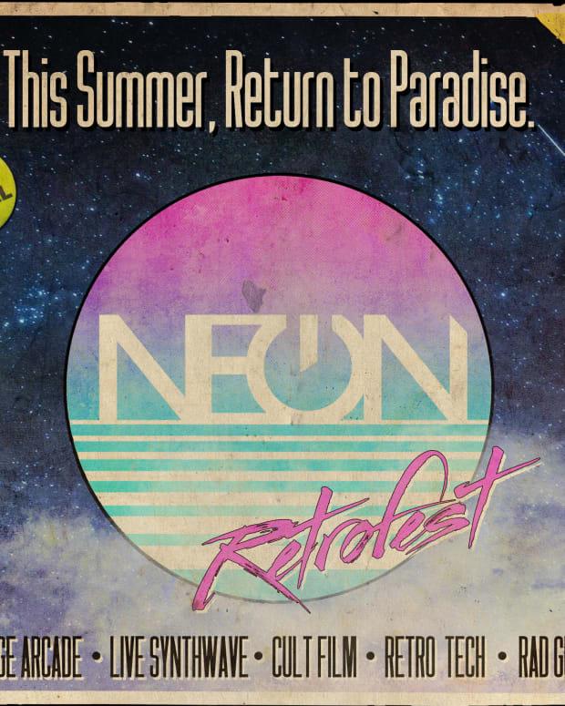 NEON Retrofest