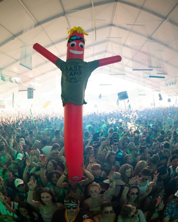 Firefly Festival 2018 Crowd