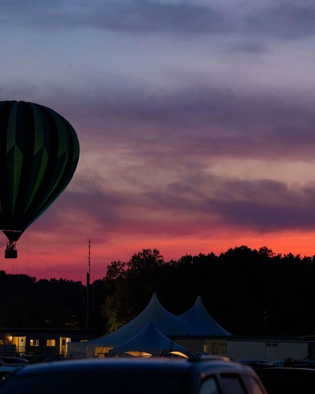 Firefly Festival 2018 Blimp