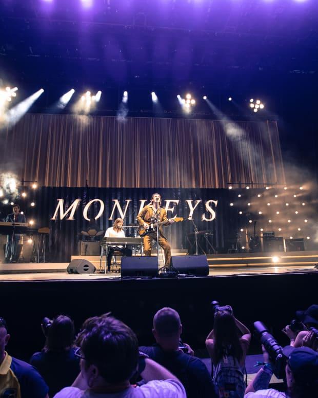 Firefly Festival 2018 Arctic Monkeys