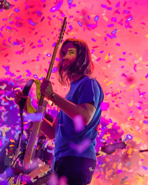 Pitchfork Music Festival 2018 Tame Impala Kevin Parker