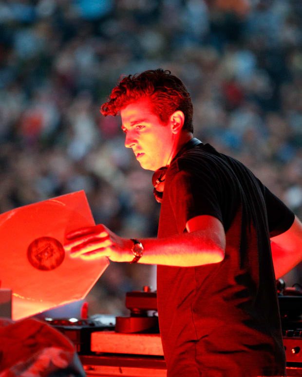 jamie xx Outside Lands Festival 2018