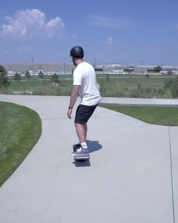 Onewheel+ Review Video