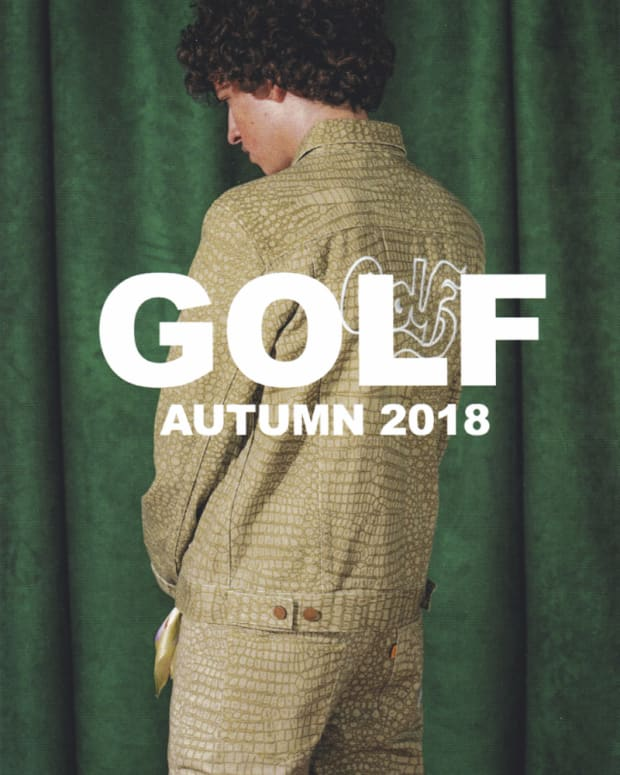 tyler the creator fall 2018 golf lookbook