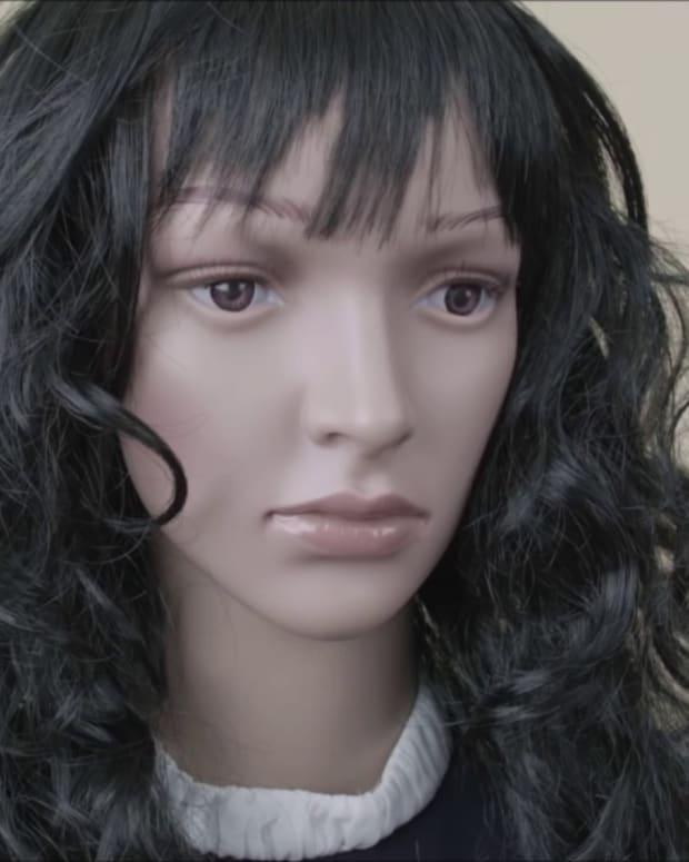 Poppy Charlotte The Mannequin