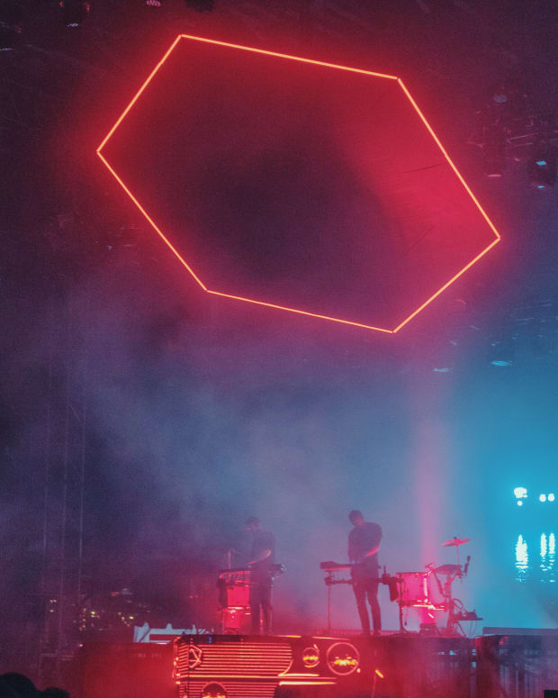 Odesza at Panorama 2018