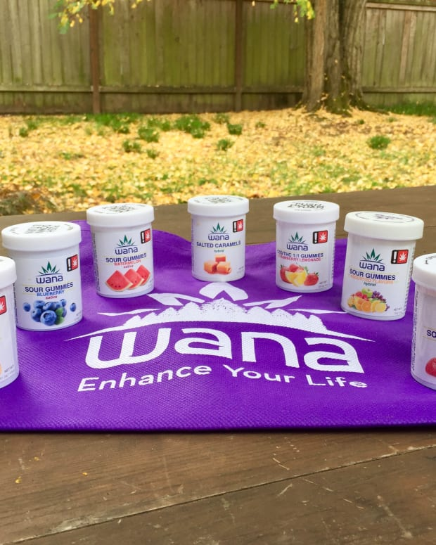 Wana Brands Gummies