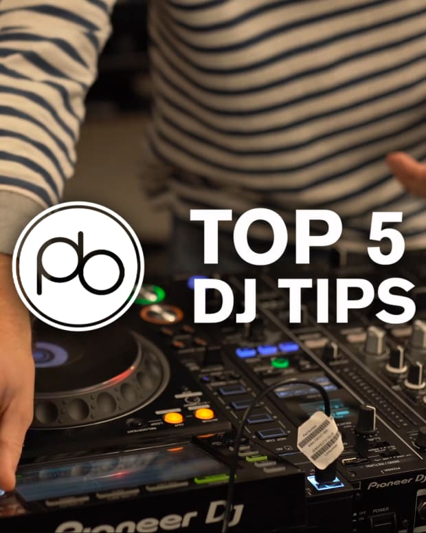 Point Blank Top 5 DJ Tips
