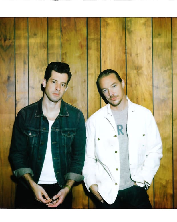 Silk City Diplo & Mark Ronson