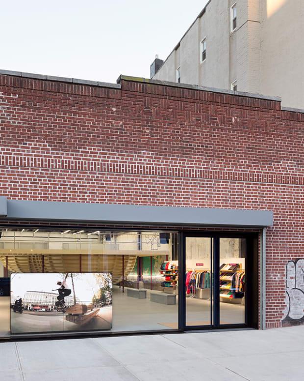 Supreme Shop Brooklyn