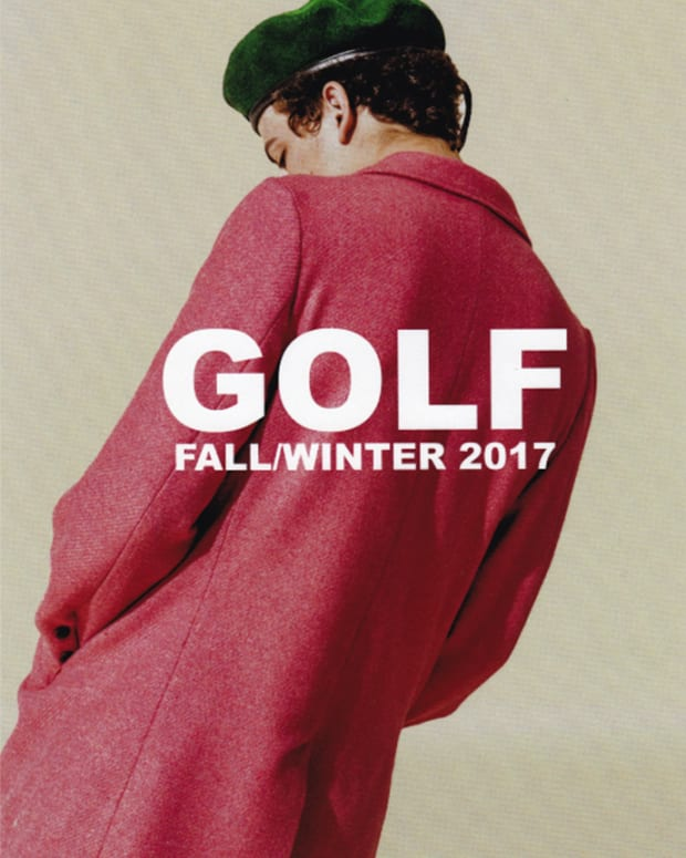 Golf Fall/Winter 2017