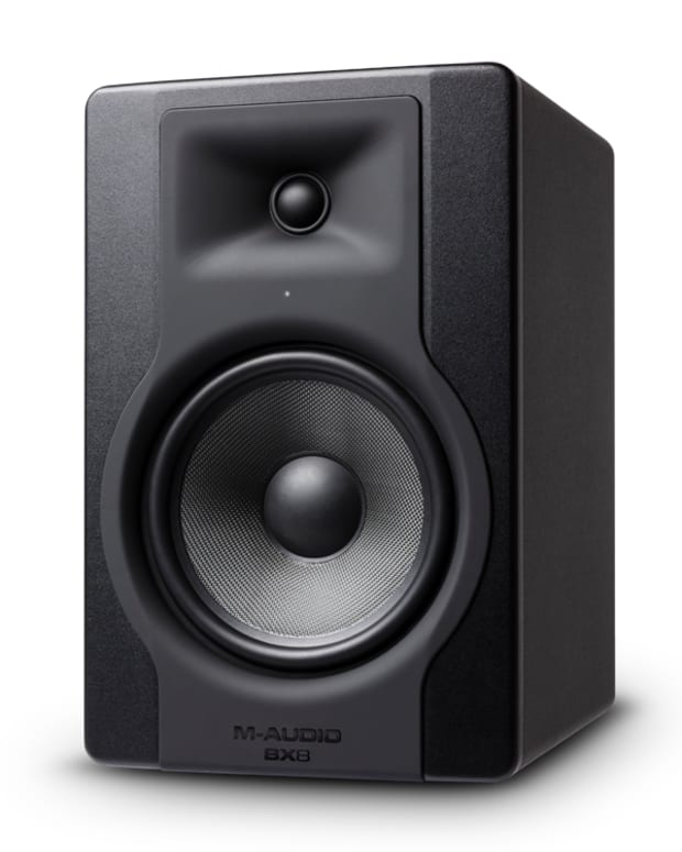 M-Audio BX8D3 Studio Monitors Speakers