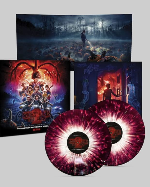 Stranger Things Soundtrack Season 2 Box Set